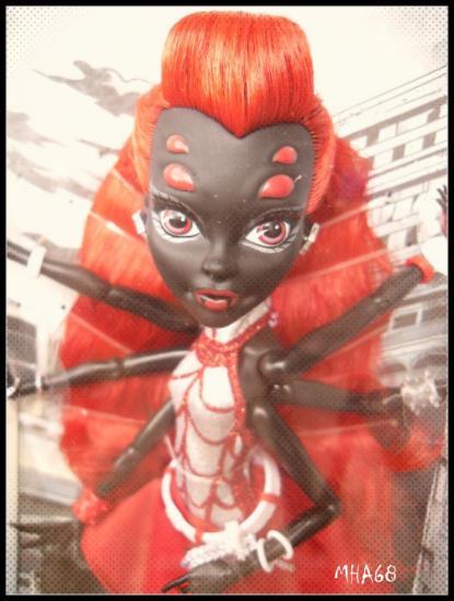 Wydowna Spider as Webarella