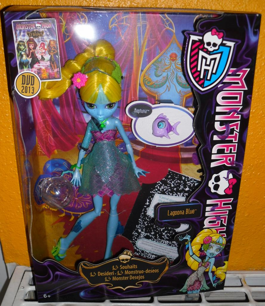 13 wishes 13 souhaits - Poupee monster high 13 souhaits ...