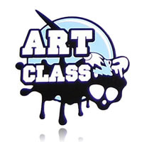 Monster high art class 200