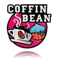 Monster high coffin bean 200