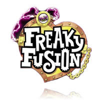 Monster high freaky fusion 200